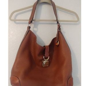 Dooney and Bourke Erica Leather Bag